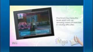 Yoga for the Nintendo Wii Trailer