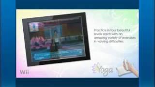 Yoga for the Nintendo Wii Trailer