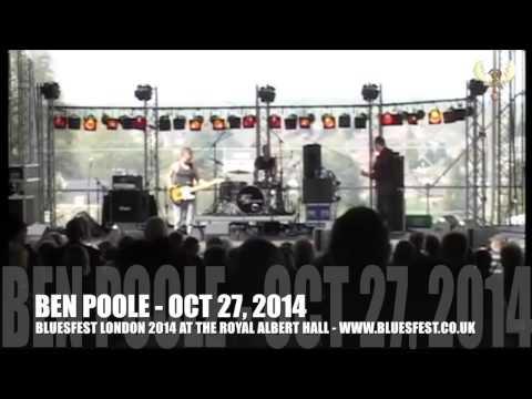 BLUESFEST 2014 - BEN POOLE