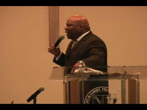 Pastor Kevin B. Willis, Sr. - Let