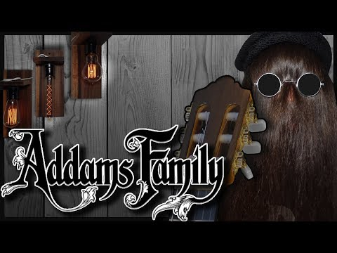 Addams Family Theme Song Played  Uncle Thing