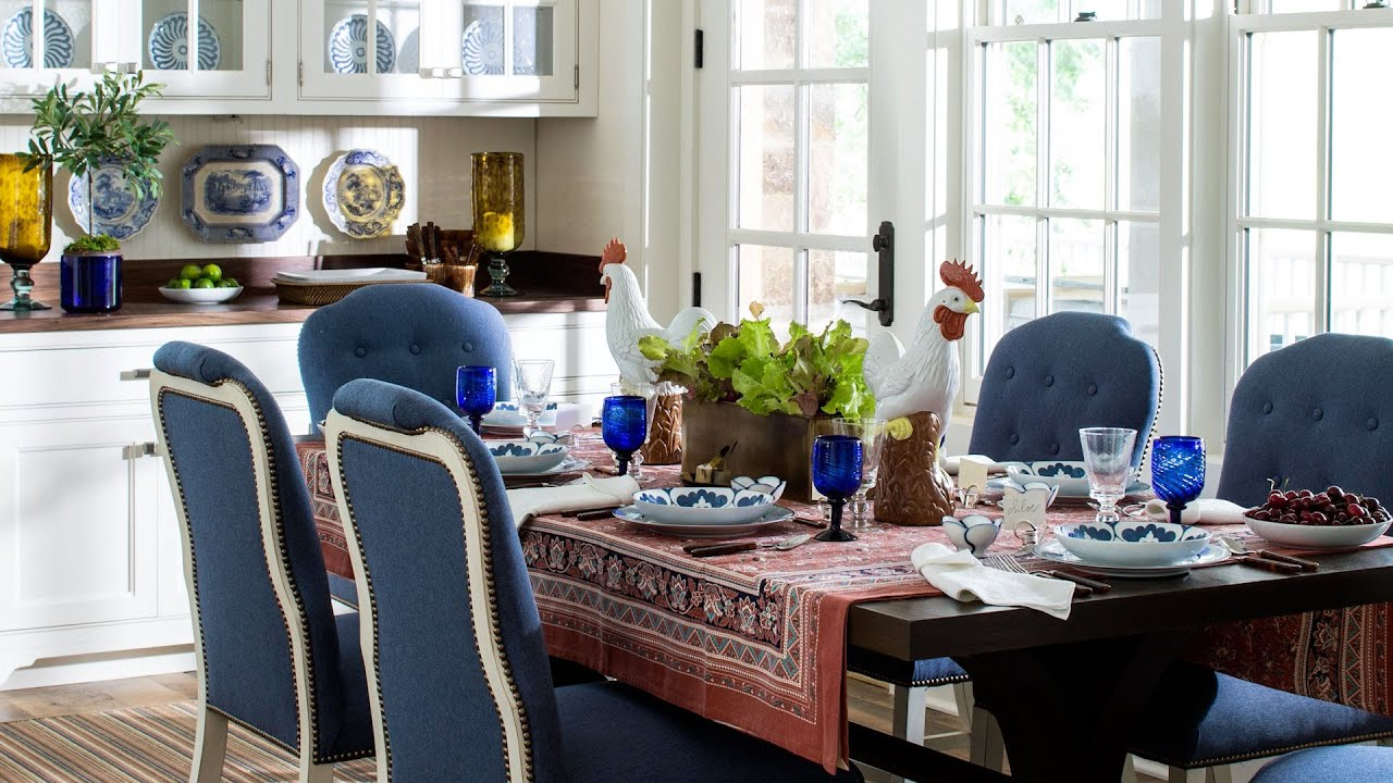 How To Set The Perfect Dining Room Table Decorating Tips