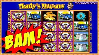 Oh WOW!! Monty