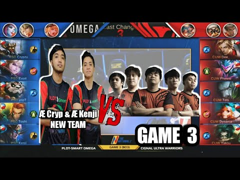 Game3 Pldt-Smart Omega VS Cignal Ultra Warriors | THE NATIONALS