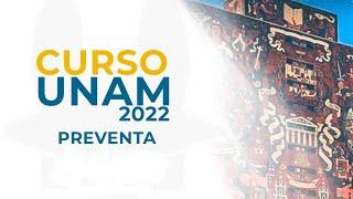 CURSO SEMIPRESENCIAL UNAM 2022 | INSCRIBETE YA, CUPO LIMITADO!!