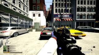 Payday: The Heist (PC) walkthrough - Heat Street