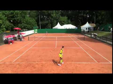 Васильева-Дьяченко Moscow Open 2014