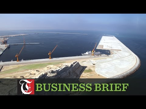 Business Briefs – Oman signs deal with China for industrial park in Duqm