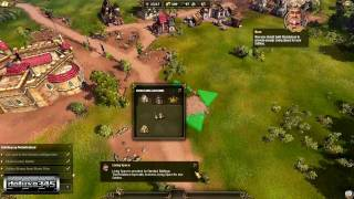 The Settlers 7: Paths to a Kingdom Gameplay (PC HD)