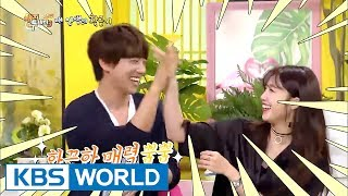 "Video Jeong Eunji & Hwang Chiyeul, ""This is our aegyo-filled dialect!"" [Happy Together / 2017.06.29] download MP3, 3GP, MP4, WEBM, AVI, FLV November 2017"
