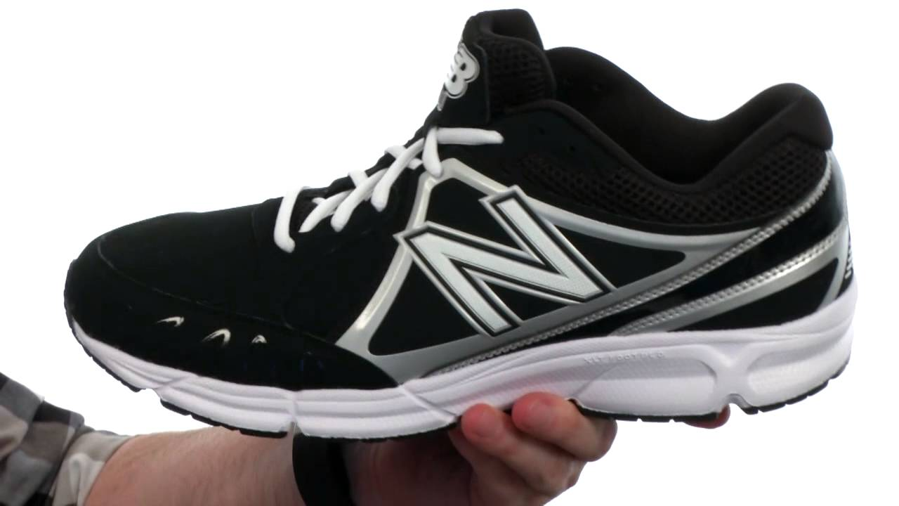 new balance men's t500 baseball shoes