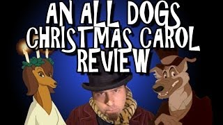 An All Dogs Christmas Carol Review - TRAILER