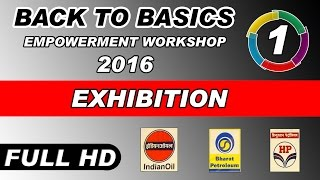 EXHIBITION at EMPOWERMENT WORKSHOP of PETROLEUM DEALERS - 2016 | by PDAL | Part 1st.