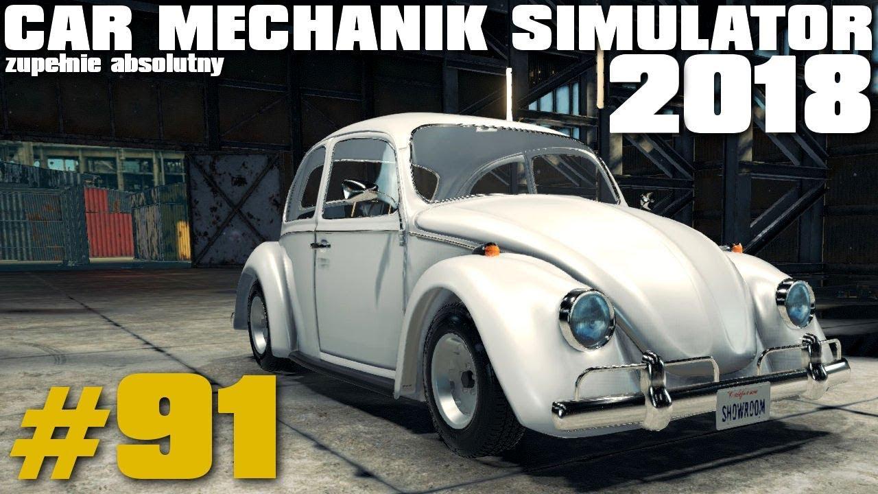 Car Mechanic Simulator 2018 - #91 - Volkswagen Beetle - YouTube