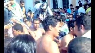 طلاب يرقصون عراه داخل معهد الفراعنة *أخبار التعليم
