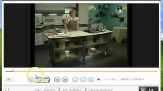 Как вырезать часть видео(Из видео вы узнаете как можно вырезать из существующего видео нужный вам кусок. Для этого используется..., 2012-07-18T05:46:14.000Z)