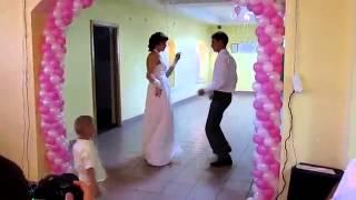 Свадебный танец  микс