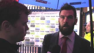 Post-match interview: Joe Ledley