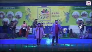 Bardhaman Poura utsav - 2019 - 9th day