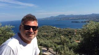 Корфу Греция 2015 Отдых Тур на авто (часть 2)(Видео о путешествии по Корфу на авто Греция 2015 Отдых Тур., 2015-05-30T10:40:47.000Z)