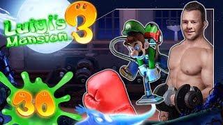 Luigi im GYM! 👻 LUIGIS MANSION 3 #30