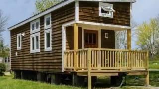 Creative Tiny House Movement Exterior Design