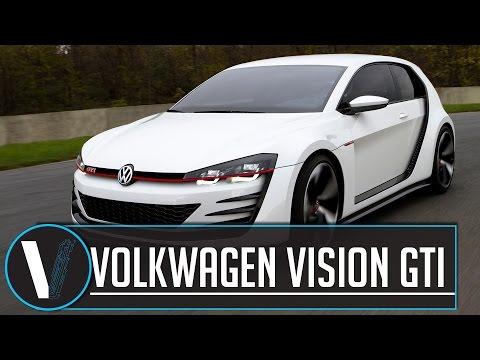 Volkwagen Design Vision GTI review
