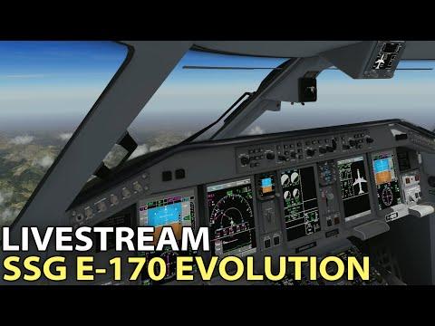 Livestream] SSG Boeing 747-8 on PilotEdge in X-Plane 10   2015-12-30