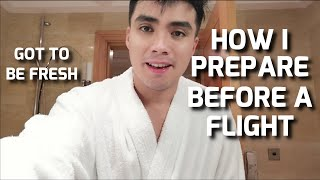 IT'S A CABIN CREW THING: HOW I PREPARE BEFORE A FLIGHT