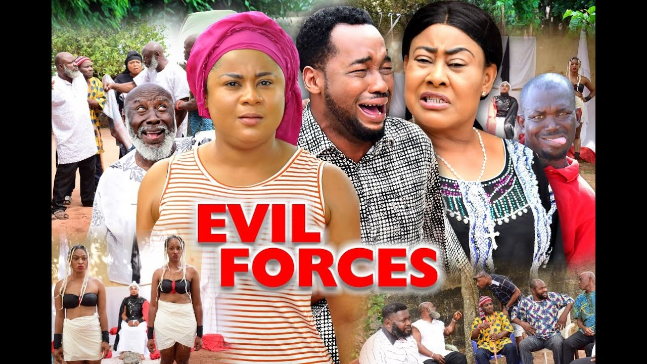 EVIL FORCES SEASON 6 - (NEW MOVIE)  2020 Latest Nigerian Nollywood Movie Full HD