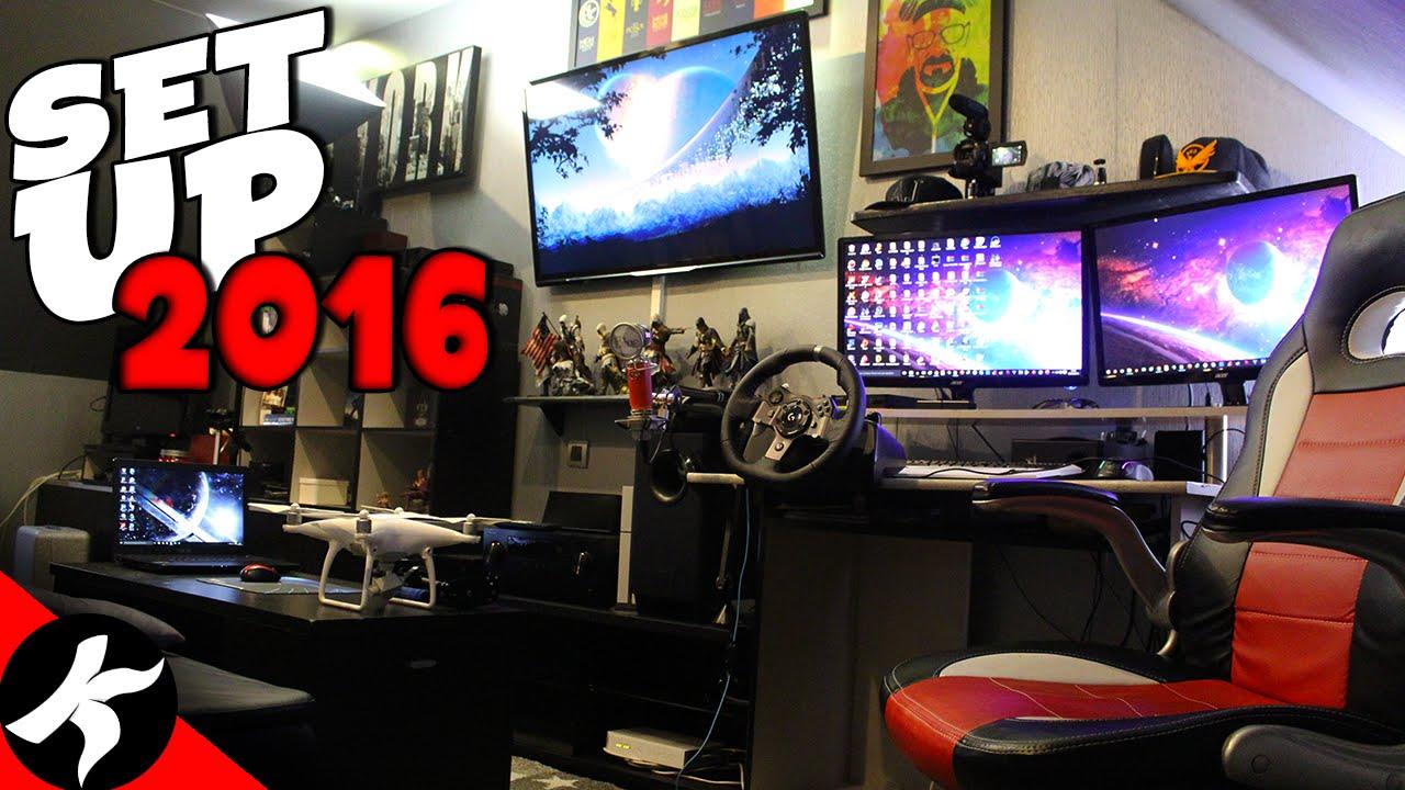 SET UP 2016 DE KALIPSO ! - YouTube - photo#50