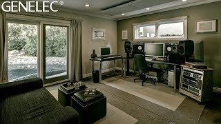 Genelec | Speakers | Studio | Universal Audio | Recording Studio / Mix Room