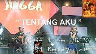 JINGGA TENTANG AKU LIVE 2019 FESTIVAL 90S AT PRJ KEMAYORAN