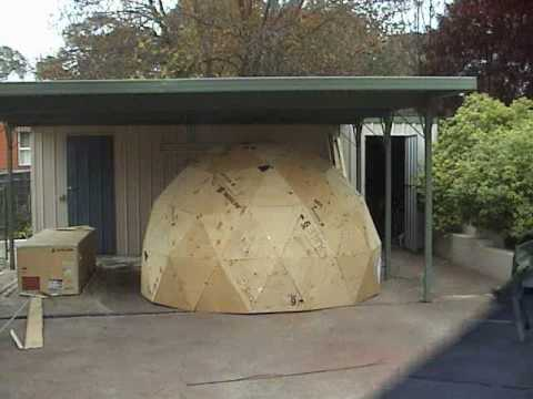 ASIGN Observatory   Construction Time Lapse 2007   YouTube