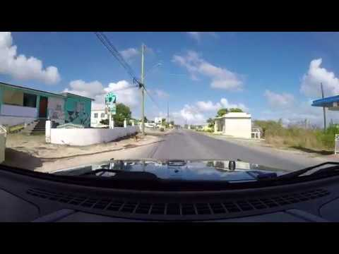 Anguilla Drive 2018 - One End to the Other