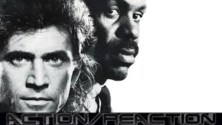 Action/Reaction: Episode 05-Lethal Weapon (1987) Review