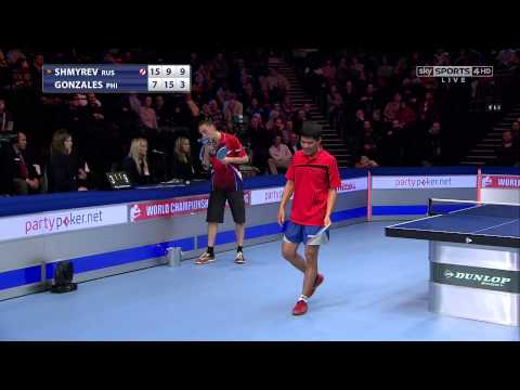 how to return a fast serve in ping pong