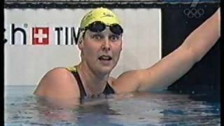 2000 | Inge de Bruijn | World Record | 56.61 | 100m Butterfly | 2000 Sydney Olympics