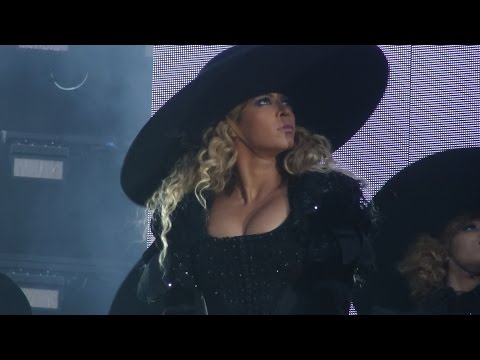 Beyoncé - Formation (Live in Brussels, Belgium - Formation World Tour) Front Row HD