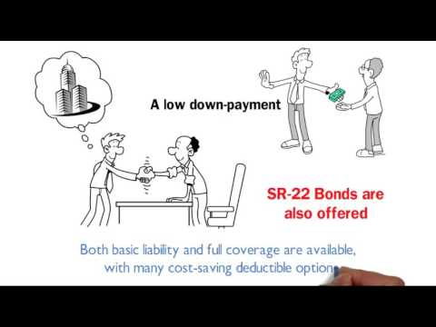Find Cheapest High-Risk Car Insurance Rates - Low Down Payment