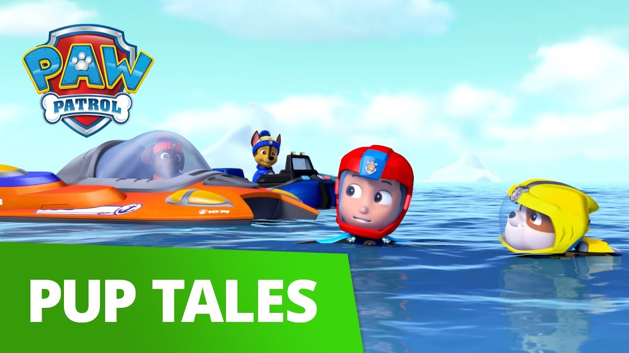 PAW Patrol | Pups Save a Sea Creature | Rescue Episode | PAW Patrol Official & Friends