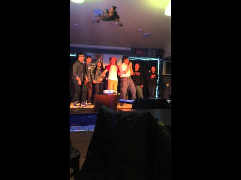 Cypress Again @ HERO Campaign Karaoke Night!!!!!