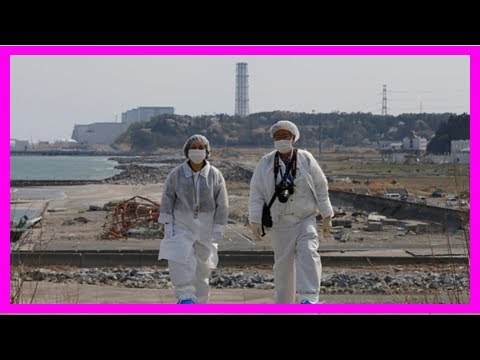 Breaking News | Fukushima's radioactive waste is leaking from an unexpected source