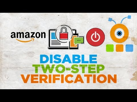 How To Disable Two Step Verification On Amazon | How To Turn Off Two Step Verification On Amazon