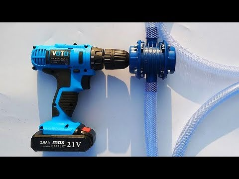 13 Useful nozzles for the screwdriver and electric drill with Aliexpress