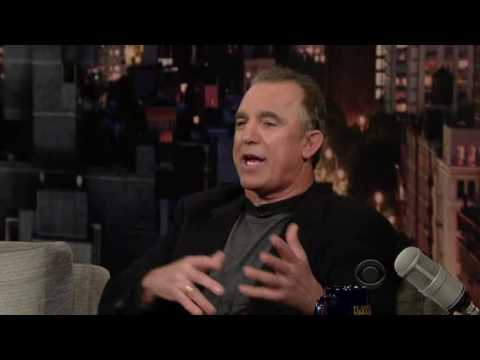 Jay Thomas on Letterman.2009.12.23 - The 'Lone Ranger' Story