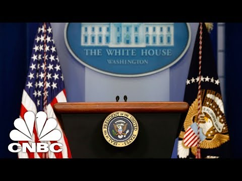 LIVE: White House Holds Daily Press Briefing - June 4, 2018 | CNBC