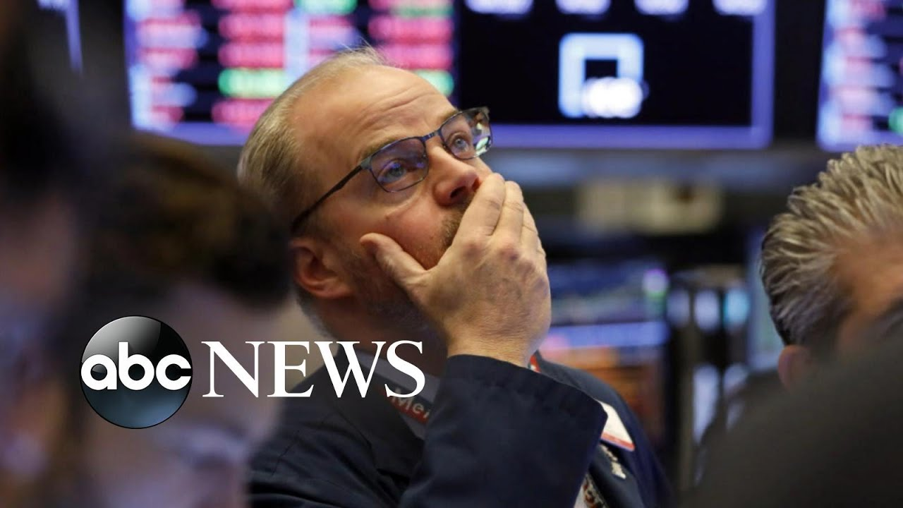 All eyes on stock markets after worst week since 2008 l ABC News