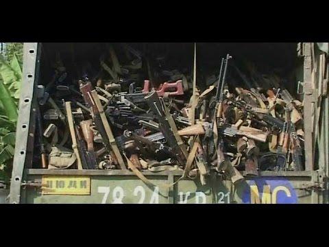 Транспортировка оружия