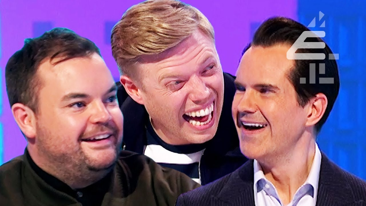 Download Jimmy Carr CANNOT Handle How South London Rob Beckett Is!!   8 Out of 10 Cats